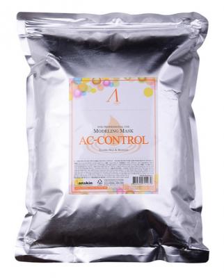 Маска альгинатная для проблемной кожи, акне Anskin AC Control Modeling Mask 1кг: фото
