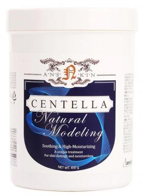 Маска альгинатная увлажняющая Anskin Centella Modeling Mask / container 450гр: фото