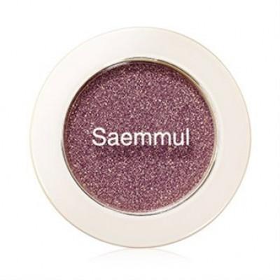Тени для век мерцающие THE SAEM Saemmul Single ShadowShimmer PP01 2гр: фото