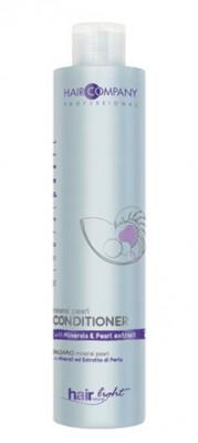 Бальзам с минералами и экстрактом жемчуга Hair Company HAIR LIGHT MINERAL PEARL Conditioner 250мл: фото