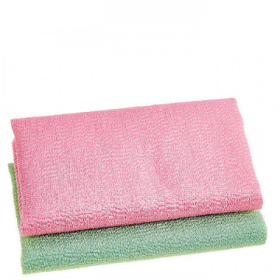 Мочалка для душа Sungbo Cleamy Bubble Shower Towel 28х100 1шт: фото