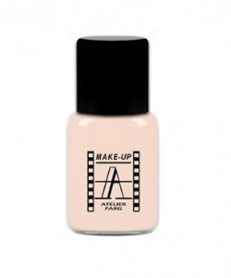 База увлажняющая с эффектом сияния Make-Up Atelier Paris Base Teint Éclat 5BASEE 5 мл: фото