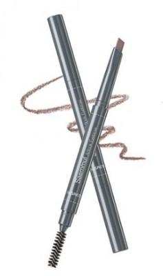 Карандаш для бровей THE SAEM Saemmul Artlook Eyebrow 06 Ash Brown 0,2г: фото