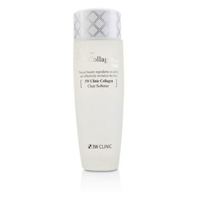 Софтнер осветляющий с коллагеном 3W CLINIC Collagen White Clear Softener: фото