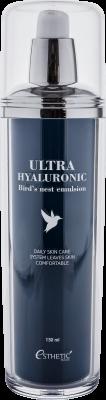 Эмульсия для лица ESTHETIC HOUSE Ultra Hyaluronic acid Bird's nest Emulsion 130мл: фото