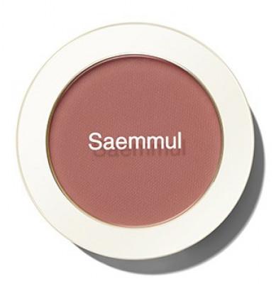 Румяна THE SAEM Saemmul Single Blusher RD05 Rose Ground 5гр: фото