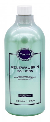 Тонер для лица Dr. Healux CALLIA Renewal Skin Solution 1000 мл: фото