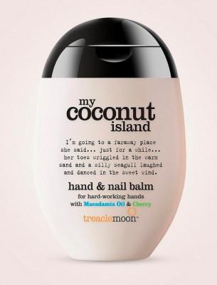 Крем для рук кокосовый рай Treaclemoon My Coconut Island Handcreme 75 мл: фото