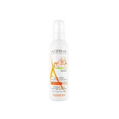 Cолнцезащитный спрей д/детей SPF50+ A-Derma Protect 200 мл: фото