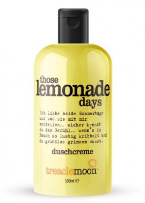 Гель для душа домашний лимонад Treaclemoon Those Lemonade Days Bath & Shower Gel 500 мл: фото