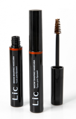 Тушь для бровей Lic Brow Shaping Mascara 02 Coffee: фото
