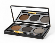 Набор теней для бровей Lic Professional eyebrow set 02 Big city: фото