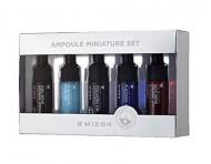 Набор MIZON Ampoule miniature SET: сыворотки для лица 9,3мл*5: фото