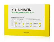 Набор миниатюр с юдзу для выравнивания тона Some By Mi Yuja Niacin 30 Days Brightening Starter Kit 4шт: фото